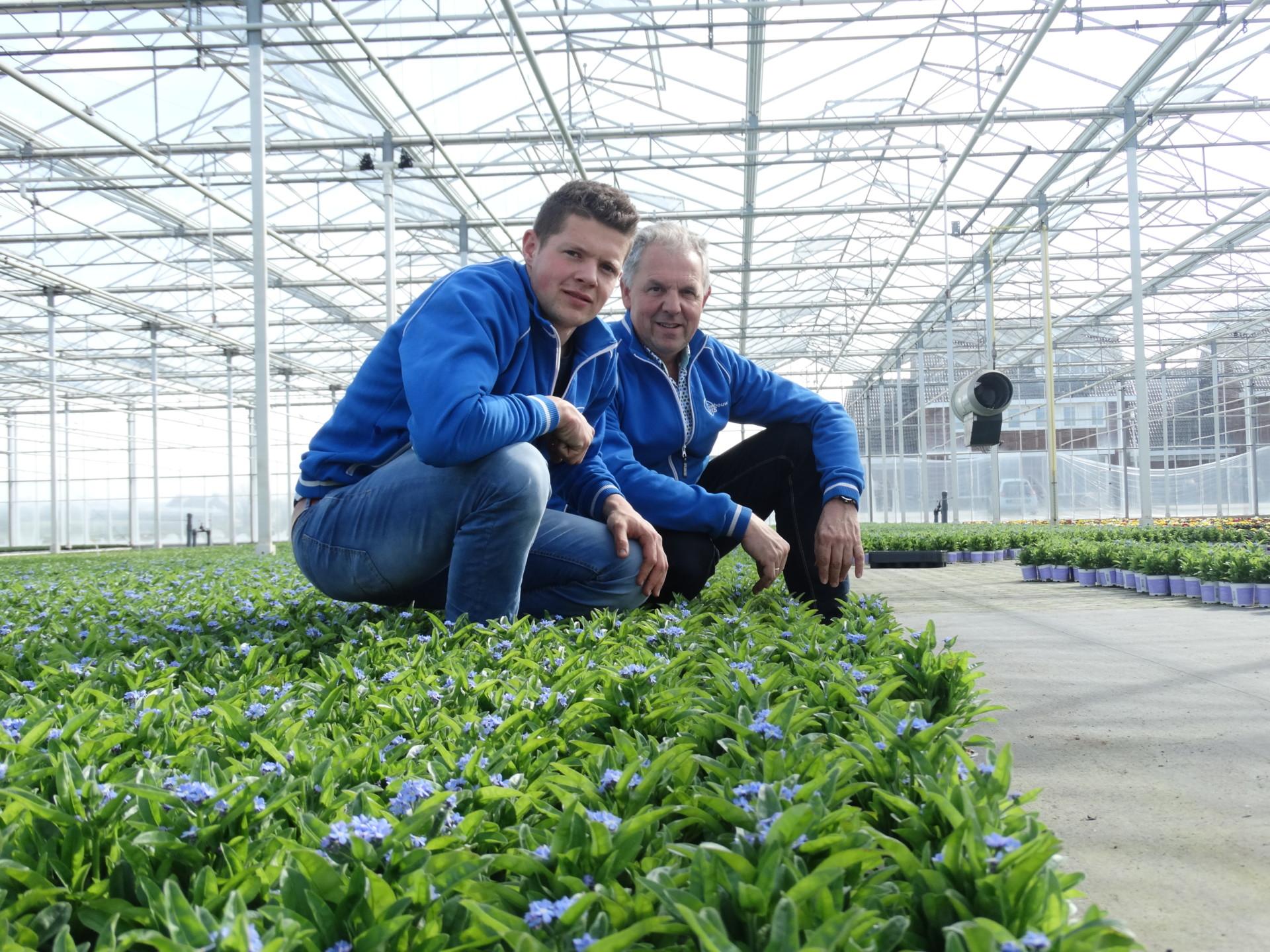 Javado op bezoek bij Boers Tuinbouw